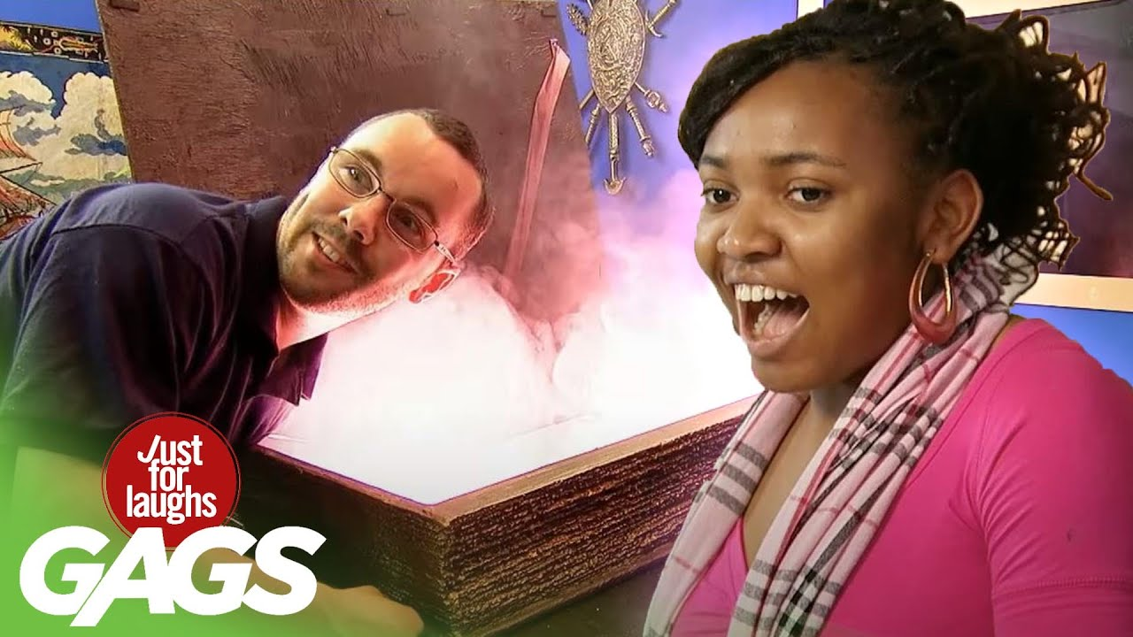 Haunted Books, Fired cop Prank and MORE! | Just for Laughs Compilation
