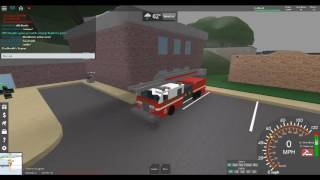 Roblox Ultimate Driving Universe EMT
