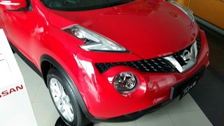 In Depth Tour Nissan Juke Red Interior Facelift - Indonesia