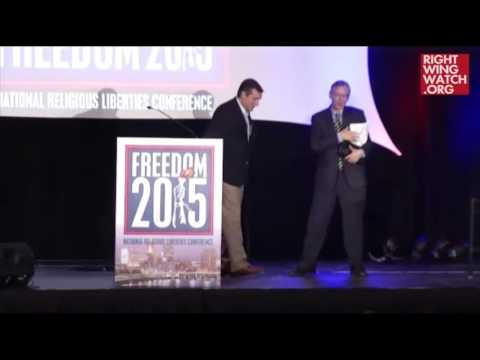 RWW News: Ted Cruz Says Any President Who Doesn't Pray Daily Isn't Fit To Lead This Country