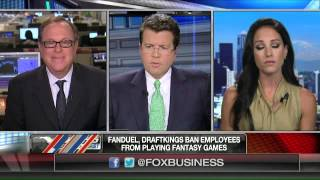 DraftKings, Fanduel scandal illegal?