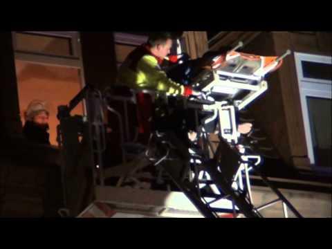 Совместная работа пожарных и скорой помощи в Германии