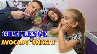 CHALLENGE AVOCADO SMASH!