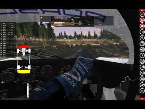 Nordschleife Trackday Live Stream - Assetto Corsa **Turbo Nutters server!** Porsche 962 C Short Tail  