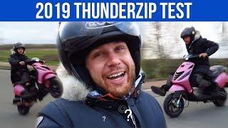 2019 THUNDERZIP TEST | VOL GAS MET JOEY