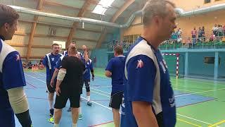 LegionXXI -  PABIANICE  ZŁOTORYJA 2018 handball Final game