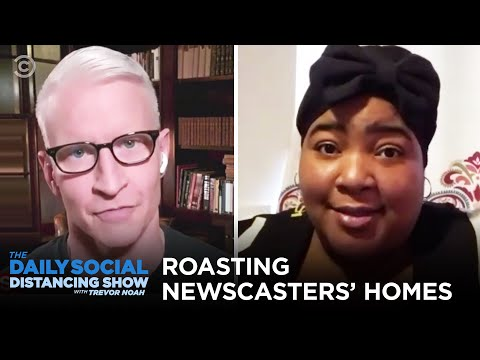 Dulcé Sloan Roasts The Media's Homes | The Daily Social Distancing Show