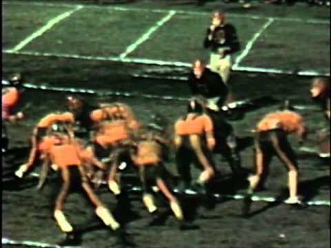 Woburn vs Winchester Thanksgiving Football  1949
