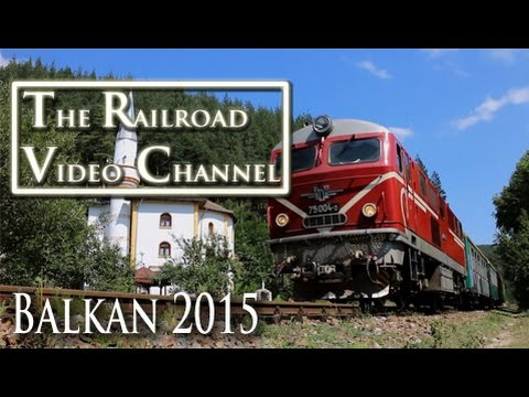 Balkan Holiday, August 2015