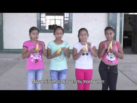 Peruaans Hanna Banana Fairtrade lied