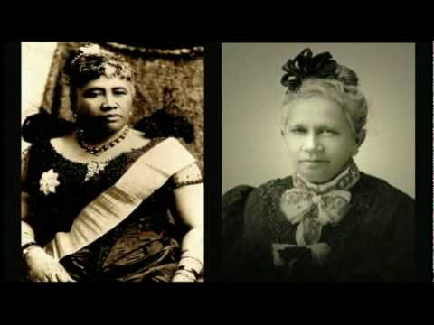 "Who is ""Mary"" on Queen Liliuokalani"