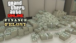 GTA 5 Finance and Felony DLC | How To Get Piles Of Money In Executive Office