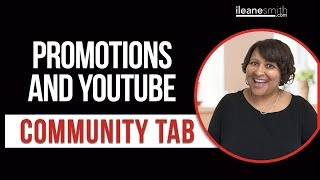 Promote on Social Media and YouTube Community Tab thumbnail