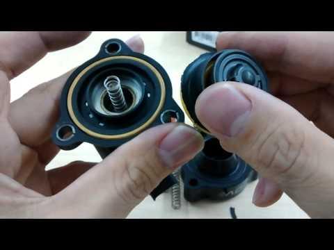 GFB diverter valve DIY installation for Peugeot 3008 308 208