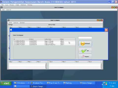 java in action for decision support system.wmv