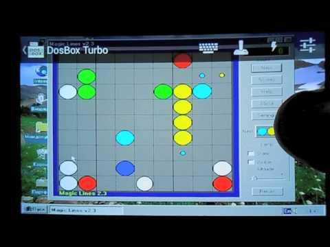 Windows 95 on android DosBox Turbo  - YouTube