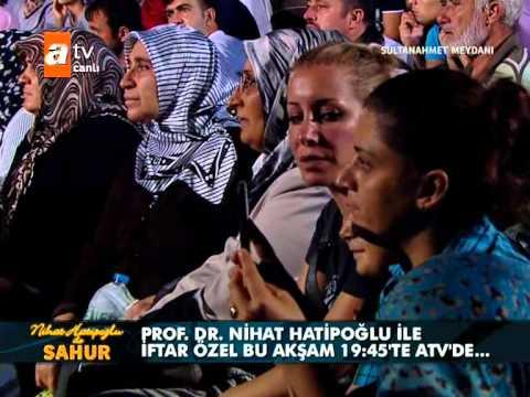 Abdurrahman Önül - Bilal-i Habeşi { Sahur Özel } 26.07.2012