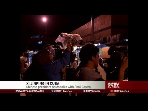 President Xi visits Cuba on final leg of Latin American trip