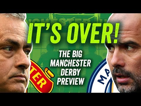 """The title race is over!"" Manchester United vs Manchester City: the Big Derby Preview"