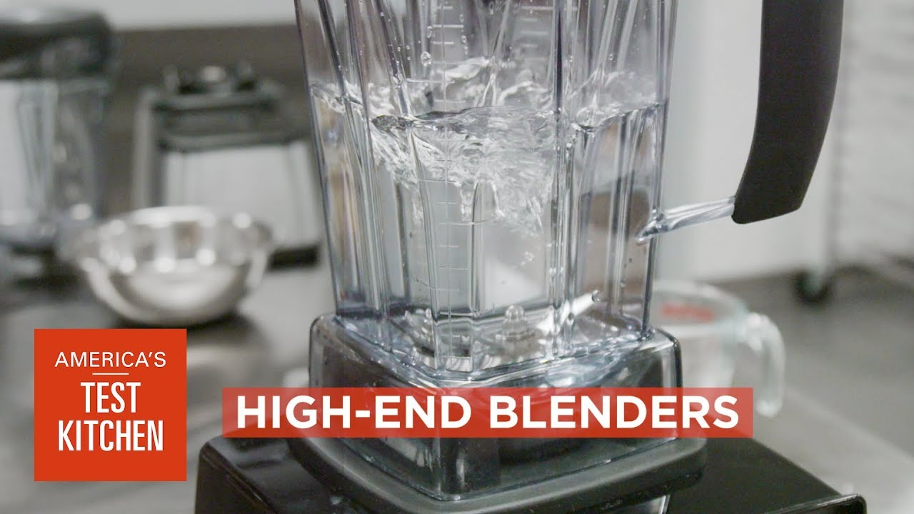 equipment review best high end blenders vitamix blendtec