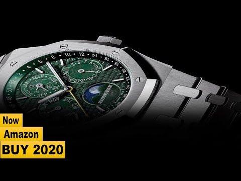 Top 3 Best Latest Audemars Piguet Watches Buy 2020| Top 3 Audemars Piguet   WATCHES In The World!