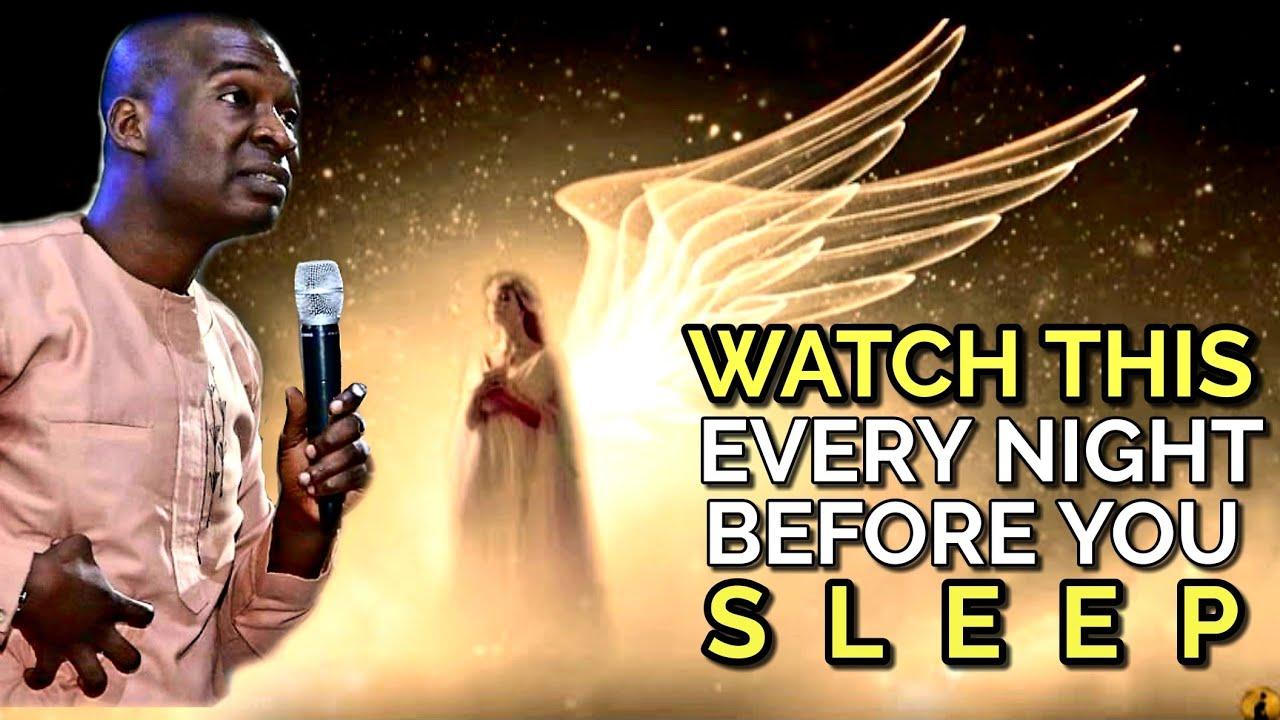 Download WATCH THIS EVERY NIGHT BEFORE YOU SLEEP   APOSTLE JOSHUA SELMAN 2020