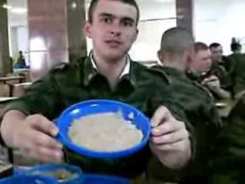 Еда солдата в