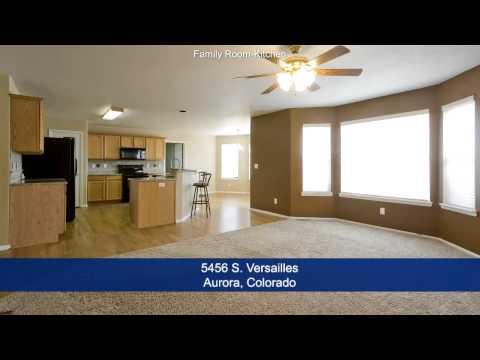 5456 S Versailles Way, Aurora, Colorado, Home for Sale