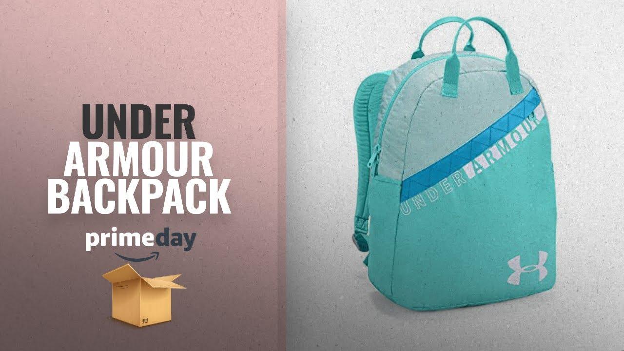 7af925ef66 Under Armour Back To School Backpacks  Under Armour Girls Favorite ...