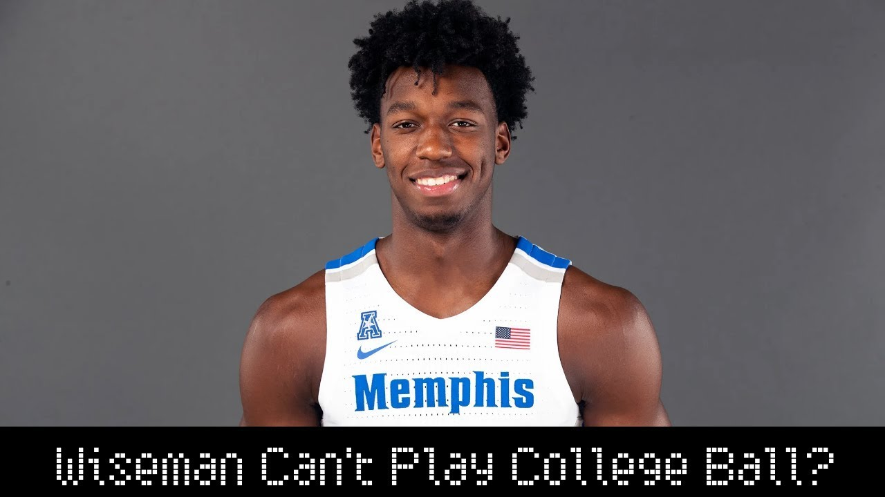Potential top NBA draft pick James Wiseman ineligible for Memphis