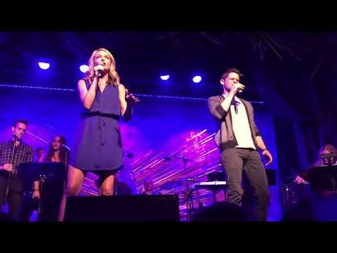 "Jeremy Jordan & Ashley Spencer @ Sony Hall ""High Enough"""