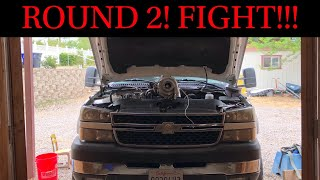 DESTROYED Duramax Turbo removal!
