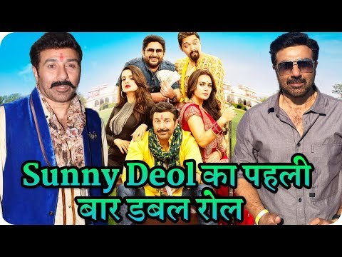 Sunny Deol First Time Double Role In Bhaiyyaji Superhitt Action Comedy Movie