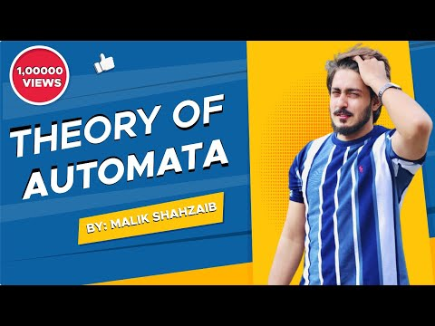 Introduction to theory of Automata Urdu/Hindi
