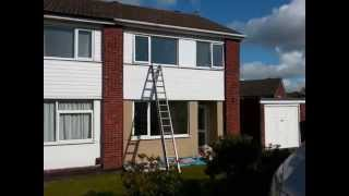 'A' rated  windows & composite door in Burbage Thumbnail