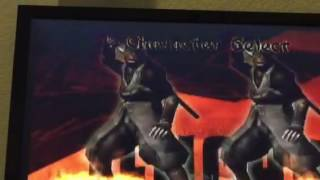Tenchu return from darkness lets play pt 1