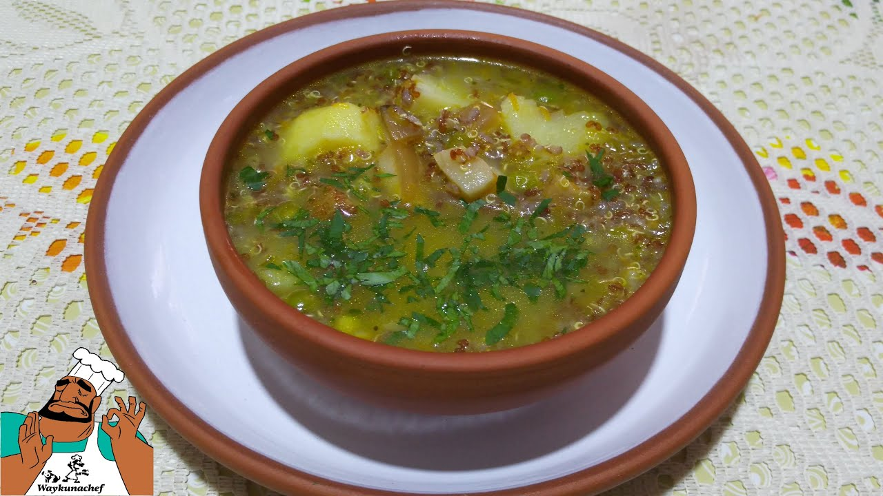 Comida Boliviana De La Paz