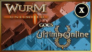 Wurm Unlimited - Recreating Ultima Online - Part X - Building Nujel'm
