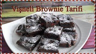 Vişneli Brownie Tarifi