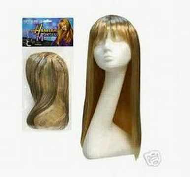 Hannah Montana Wig Youtube