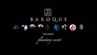 BAROQUE - NEW ALBUM 『PLANETARY SECRET』 Trailer