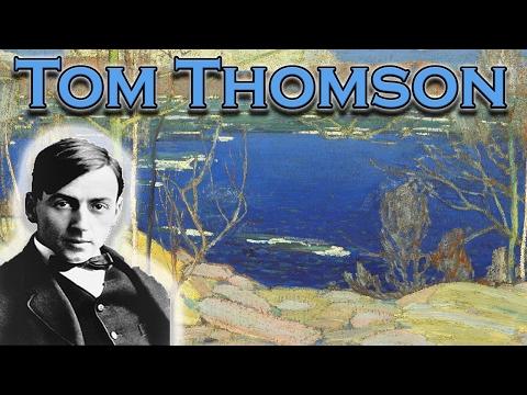 Canadian Profiles: Tom Thomson