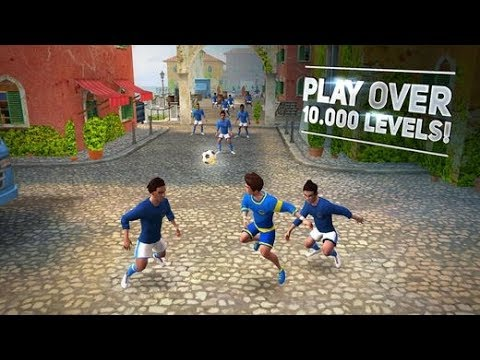 SKILLTWINS FOOTBALL GAME 2 Android / iOS ... - YouTube