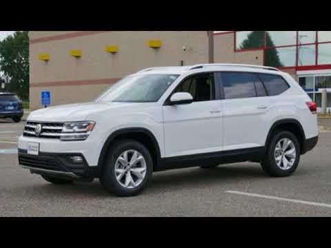 New 2018 Volkswagen Atlas Saint Paul MN Minneapolis, MN #87273 - SOLD