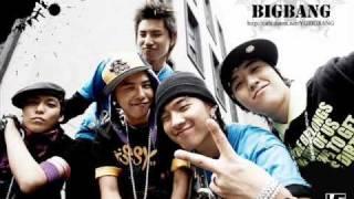 BIGBANG - ORA YEAH !