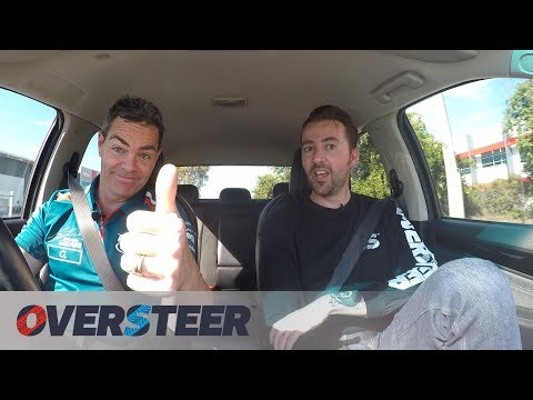 Craig Lowndes takes us cruising in his custom Colorado