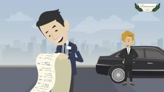 Location de Limousines et véhicules de luxe avec chauffeur VTC en Espagne