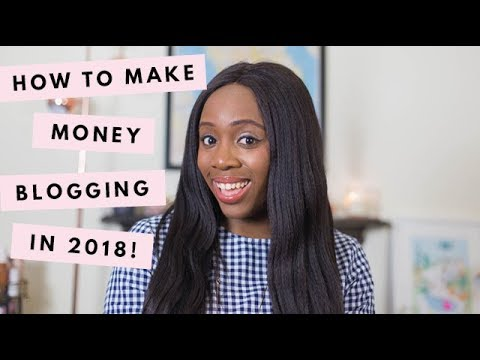 How To Make Money Blogging | Kristabel