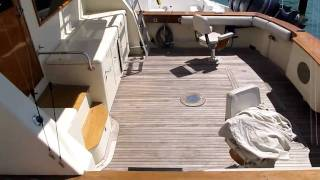 SOLD - 65 Donzi 1990 Enclosed Bridge Sportfish boat for sale from 1 World Yacht