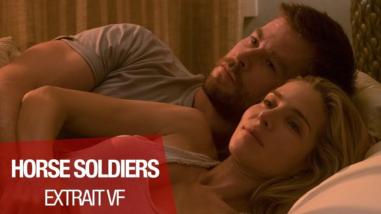 """HORSE SOLDIERS - Extrait """"Je reviendrai"""" - VF"""